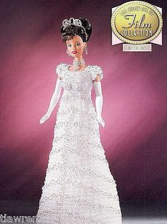 Annie's Attic 'My Fair Lady' The Golden Age of Film Collection Crochet Pattern