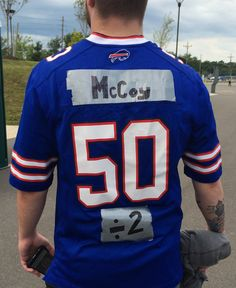 most popular buffalo bills jersey
