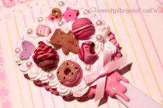 Deco Kawaii Handmirror by CandyStripedCafe.deviantart.com on @deviantART