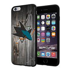 San Jose Sharks 1 Black Wood NHL Logo WADE4788 iPhone 6+ 5.5 inch Case Protection Black Rubber Cover Protector WADE CASE http://www.amazon.com/dp/B013NXILWE/ref=cm_sw_r_pi_dp_AbLDwb1J2ZMTZ