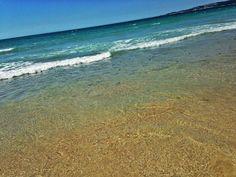 Playa de Montalvo, Portonovo. Pontevedra (Galicia)