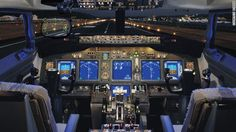 "New cockpit technology could let pilots use ""X-ray vision"" and voice activation."