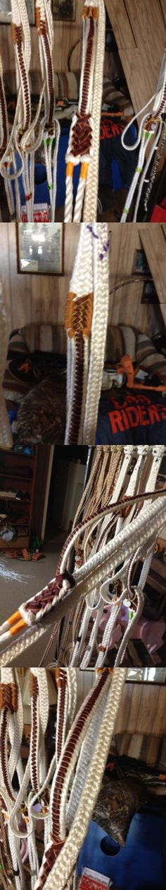 Rodeo and Roping Equipment 114226: Bullriding Rope Right Hand -> BUY IT NOW ONLY: $175 on eBay!