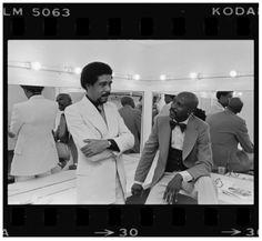 Richard Pryor & Lou Gossett Jr.