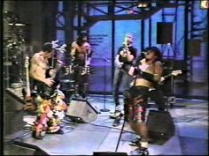 Higher Ground - Red Hot Chili Peppers 1989  no one performs with more energy than the chilis