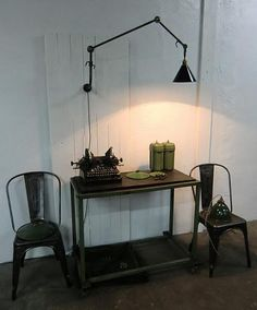love it all, esp the lamp!  check out whole website, amazing artist!