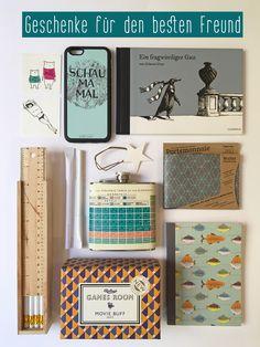 Geschenkideen für den besten Freund Quiz, Office Supplies, Notebook, Paper Mill, Lilies, Boyfriends, Gifts, Nice Asses, Exercise Book