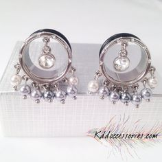 Occessories  3/4 Plug Plugs Gauges Wedding Plugs by KddOccessories, $35.00