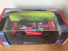 F1 Brabham BT 46-1978 Diecast Model Car 1/43 Niki Lauda Grand Prix Boxed UK