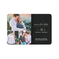 Simply Radiant Save The Dates