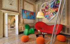 Il Viaggiatore Magazine - Byblos Art Hotel Villa Amistà - Corrubbio di Negarine , Verona
