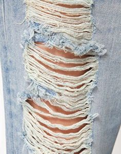 ...THE BEST TORN JEANS