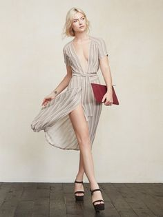 Looking just straight up pretty is what a girl needs sometimes. The Hadley Dress. https://www.thereformation.com/products/hadley-dress-heran?utm_source=pinterest&utm_medium=organic&utm_campaign=PinterestOwnedPins