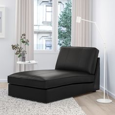 KIVIK is a generous seating series with a soft, deep seat and comfortable support for your back. Ikea Kivik, Se Lever, Polyurethane Foam, Leather Cover, Floor Chair, Seat Cushions, Lounge, Room, Furniture