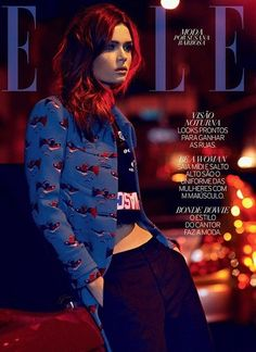 Style Pantry | Brooklyn at Night Editorial for Elle Brazil January ...