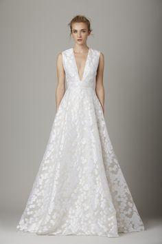 10fed43bc5b0 Lela Rose  The Lake  Dress Wedding Dress Shopping