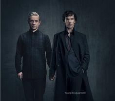 JOHNLOCK IS CANON #Sherlock (Manip by me @Jarlie86) Spread the Love