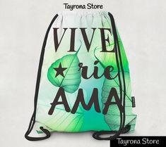 Tulas Tayrona Store Vive rie ama 01 #tayronastore  #bogota#fashion #design #diseño #tiendadediseño #detalles #diseño #diseñocolombiano #hechoencolombia #Beauty #Medellín #CompraColombiano #Colombia #tulas #bolsos #maletines