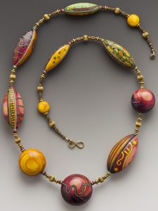 Big Bead Necklace,  Who could resist owning this beauty?