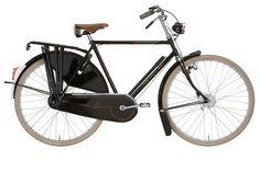 Toer Populair stadfiets (city bike).  My future ride.