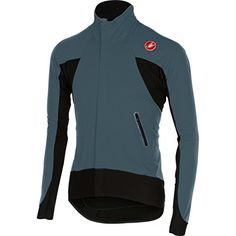 Castelli Alpha Wind Jersey  LongSleeve  Mens MirageBlack XL *** Be sure to check out this awesome product. This is an Amazon Affiliate links.