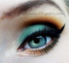 Makeup http://tylkokasiaa.blogspot.ie/2014/10/jesiennie.html