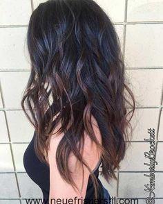 9.Welligen Langen Frisur