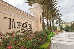 FOR SALE - 115 Tidecrest Pkwy, Unit 3304, Ponte Vedra, FL 32081 Welcome to gated Tidewater Condominiums in Nocatee. Noted for being the closest development to the Nocatee Splash Park & perfect for snow birds & those looking for low maintenance lock & go living. Call George L. Ballou, II for more information: (904) 687-6140.