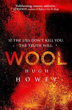 Book Chick City | Reviewing Urban Fantasy, Paranormal Romance & Horror | REVIEW: Wool by Hugh Howey