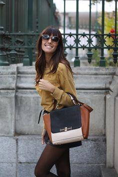 Ana Albadalejo Blog | Bolso Mod. 85621 Negro