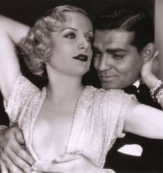 Classic Movies Digest: No Man of Her Own (1932): Gable & Lombard, Love [NOT] at First Sight