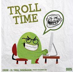 Crom el Troll Diseñador 005