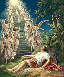 Rêve merveilleux de Jacob