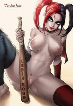 Harley Quinn by dandonfuga