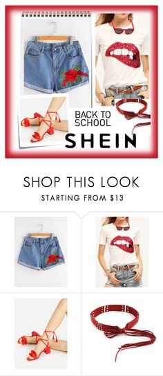 """""""SheIn 9/1"""" by dilruha ❤ liked on Polyvore featuring Post-It"""