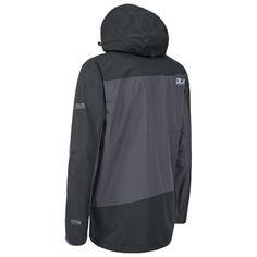 A top quality jacket for a range of outdoor adventures, the Cassius men's DLX jacket is super comfortable and designed to protect you in tough weather conditions. Waterproof up to 10,000mm with taped seams that keep moisture out of its stitching, the jacket is also breathable to 5,000mvp an…