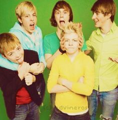 Riker Lynch, Rocky Lynch, Ellington Ratliff, Ross Lynch and Ryland Lynch <3 xxxxx