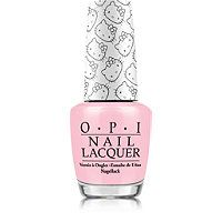 OPI - Hello Kitty Nail Lacquer Collection in Small   Cute = Love (baby pink) #ultabeauty