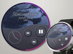 Dribble-smart-watch