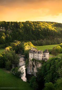 Wlazin Castle, Dinant, Belgium by Aliaume Chapelle - Photo 214995733 / 500px