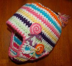 Ravelry: Lollipop Dreamz pattern by Jennifer Pionk
