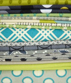 great fabrics for a boy quilt