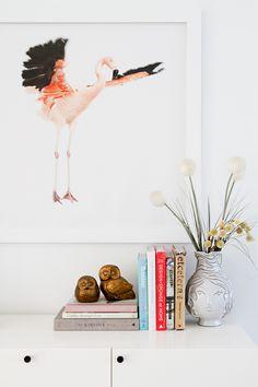 living room progress // smitten studio // sharon montrose