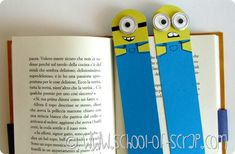 Come fare segnalibri dei Minion – Tutorial in Italiano - Cucito Creativo - Tutorial gratuiti - Idee Creative - Uncinetto - Riciclo Creativo