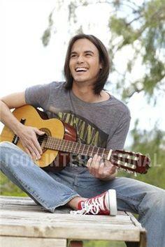 Tyler Blackburn; jeez, so cute. Like he could be Ben Barnes' little brother.