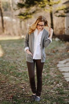 Casual Fall Layers