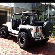 My 2002 Jeep Wrangler Sport
