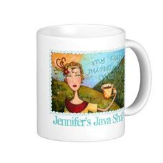 My Cup Runneth Over whimsical coffee mug. Christian Gifts For Women, Religious Gifts, Mothers Day Cards, Whimsical, Gifts For Her, Mugs, Coffee, Crafts, Kaffee
