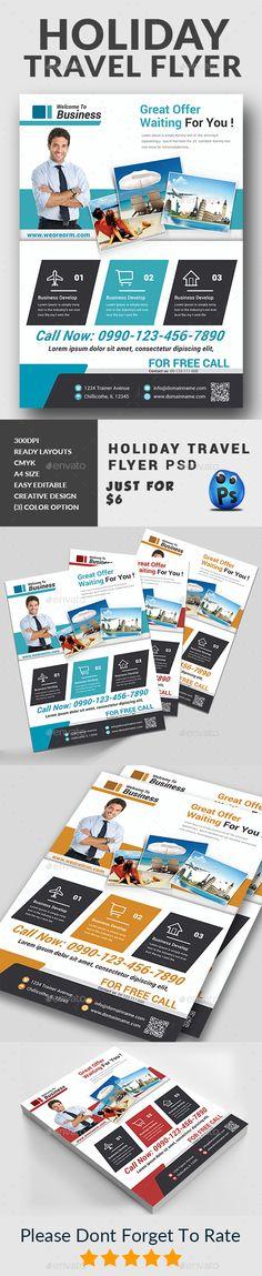 School Activities Flyer Templates Flyer template, Brochures and