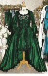 Moulin Rouge Antoinette Fantasy Gown/Dress